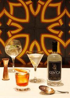 Gin´ca, el gin Premium peruano