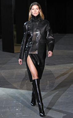 Alexander Wang Fall 2012. Photographed by firstVIEW.