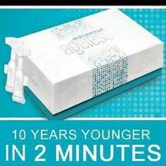 Jeunesse Instantly Ageless -- 5 Vials - New