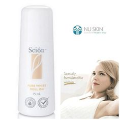 NU SKIN Scion Underarm Whitening Roll On Protection for sale online Underarm Deodorant, Nu Skin, Scion, Marriage Advice, Whitening, Personal Care, Pure Products, Bride, Health