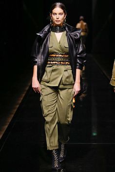 Balmain Fall 2014 Ready-to-Wear - Collection - Gallery - Look 1 - Style.com