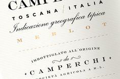Camperchi Merlot — The Dieline - Branding & Packaging