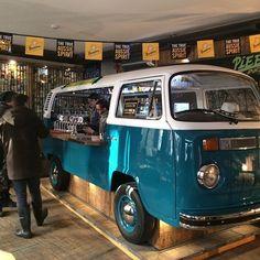 VW Camper Bar in Riga