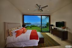 55 Photo of bedroom with views of the sea and the ocean Check more at https://hdinterior.info/?p=153