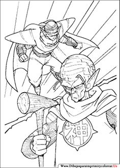 dragon ball z battle of gods coloring pages dragon ball z