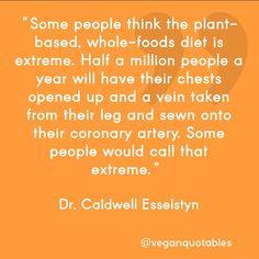 @veganquotables @dresselstyn #wholefoodplantbased #pbnsg #plantbasednutritionsupportgroup #michigan