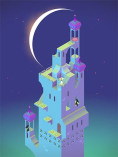 Interact with Escher-Like Architecture in This iPad Game | Urbanist