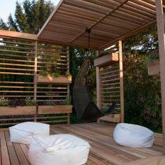 Jardin de style de style Moderne par ecospace españa