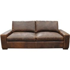 Max 2 Leather Loveseat - American Style Collection Custom Couches, Spring Technology, Leather Loveseat, Sustainable Furniture, Back Pillow, Leather Furniture, Kids House, Seat Cushions, Love Seat