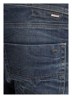 DIESEL Destroyed-Jeans TEPPHAR