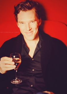 Darling, please sit, have a drink with me? ;}