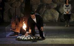 Παραπολιτικά : Τό έβαλε και ο Τσίπρας το παραδοσιακό εβραϊκό καπελάκι, κιπά