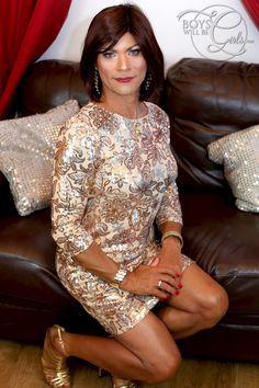 French dating in london - Fiona Dobson s Crossdressing Blog