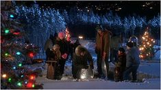 christmas vacation scens com the ten best things about national lampoons - Christmas Vacation Sled