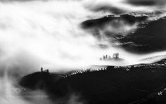 Terraces in black and white by ThierryBornier via http://ift.tt/2mDR3M4