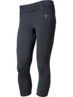 super comfortable and flattering workout capris! And a great price too- right now they are on sale for 20 bucks!