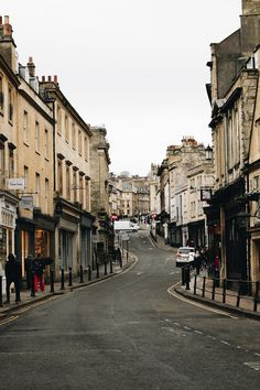 Slow travel in Bath