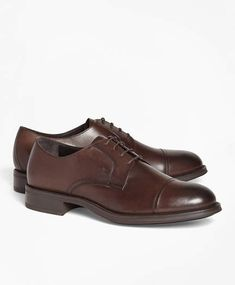 ab7421f746 Brooks Brothers 1818 Footwear Leather Captoes