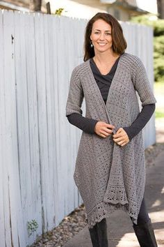 This crochet wrap is beautiful. I love the stitch pattern and the variety of ways you can wear it.