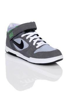 Nike Men Air Twilight Mid Grey Shoes