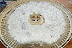 Dehydrating Way Beyond Jerky: Dairy, Don 'cha Know? The Scoop on Cottage Cheese.