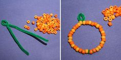 easy pumpkin craft for little fingers - - repinned by #PediaStaff.  Visit http://ht.ly/63sNt for all our pediatric therapy pins