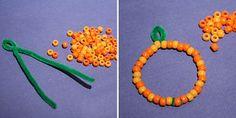 easy pumpkin craft for little fingers