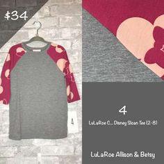 ShopTheRoe | Lularoe Collection for Disney Friday Edition! - LuLaRoe Collection for Disney Sloan (2-8) 4