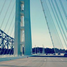 New/old Bay Bridge