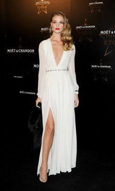 style inspiration: rosie huntington-whiteley.