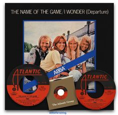 """On the 7th January 1978 Abba's single """"The Name Of The Game"""" entered the Billboard Adult Contemporary chart in the US where it stayed for 16... #Abba #Agnetha #Frida #Vinyl http://abbafansblog.blogspot.co.uk/2017/01/abba-date-7th-january-1978.html"""