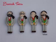 Deemak Twins: Mini Me versão Confrarias #19