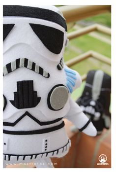 mostretes plush muñecos Stormtrooper star wars the Force hecho a mano en ecofieltro Colombia , ¡¡Diseñamos el personaje que desees¡¡¡¡ geek friki  https://www.facebook.com/mostretes www.mostretes.com