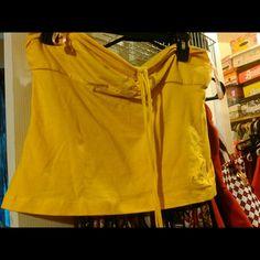 068b3b718d Babyphat Tube Top Really cute ties around neck!!!! Babyphat logo in corner