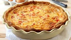 Pillsbury blogger Gerry Speirs whips up an easy, savory pie — great for brunch or brinner.