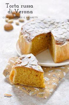 Sweet Corner, Italian Cake, Cake & Co, Biscotti, Dessert Recipes, Desserts, Sweet Recipes, Food To Make, Cupcake Cakes