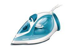 Oferta: 25.95€ Dto: -19%. Comprar Ofertas de Philips GC2040/70 - Plancha de vapor EasySpeedcon suela antiadherente, 2100 W, color azul y blanco barato. ¡Mira las ofertas!