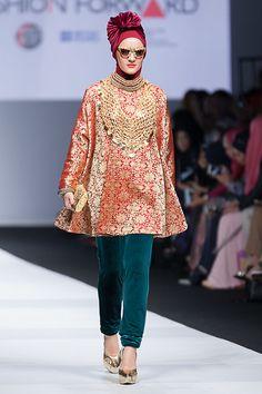 JFW 2015 # Indonesia Fashion Forward – Dian Pelangi – The Actual Style