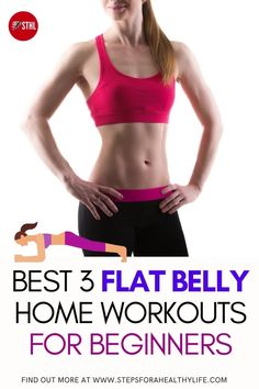If you're really serious about getting a flat stomach fast, you cannot just focus on exercise alone. You absolutely have to focus on quality nutrition as well as adequate hydration and sleep! Without those, your abdominal workout efforts can really go unnoticed.TRY THESE GREAT WORKOUTS 👍Flat tummy exercises,flat belly workouts,flat stomach exercises,flat belly motivation,flat tummy,how to burn belly fat fast,flat tummy workout,lose belly fat flat belly,toned abs workouts