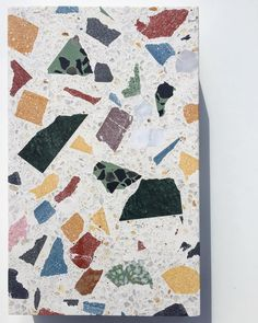 Terrazzo Trend is Making a Comeback in 2018. Find the best looks @ www.trendesignbook.com