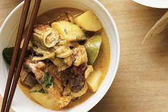 Massaman duck curry