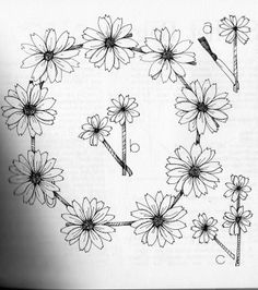 How To Make A Daisy Chain! | meetmeatmikes                                                                                                                                                     More