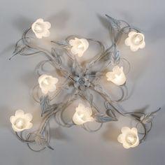 Shop for Ceiling Lamp Noale 8 Antique Grey online! Vintage Lighting, Ceiling Lamp, Vintage Inspired, Vintage Fashion, Antiques, Grey, Inspiration, Home Decor, Antiquities