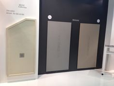 Shower tray collections at Cersaie 2013