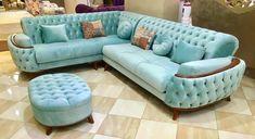 Corner Sofa Design, Sofa Bed Design, Living Room Sofa Design, Sofa For Bedroom, Latest Sofa Designs, Modern Sofa Designs, Furniture Sofa Set, House Furniture Design, Funky Sofa