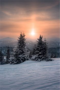 Wintereinbruch (Onset of Winter) at Gaberl Pass In Austria -- by Friedrich Beren on 500px