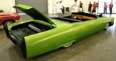 Lowrider Cars - Custom 1967 Cadillac