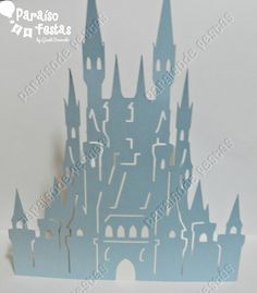FRETE PAC GRÁTIS Lindo castelo com cachepô, ideal para centro de mesa, ou para enfeitar! Temas: Cinderela, Frozen, Princesas...pode ser feito em outras cores. (consultar antes) Valor unitário Pedido mínimo: 10 unidades Dimensões do produto: Castelo: 20 cm de altura x 16,830 cm de largura Cachepô: 8,545 de altura x 7,190 cm de largura (base) AS CAIXAS VÃO DESMONTADAS!! R$ 7,99