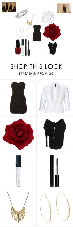 """""""Wonderful"""" by star1901 ❤ liked on Polyvore featuring Vero Moda, Hot Topic, Giuseppe Zanotti, OPI, Le Métier de Beauté, Chanel, Made, Michael Kors, Blue Nile and Episode"""