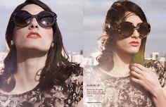 Segui la moda - #8 Spring Touch August 2011 - http://issuu.com/seguilamoda/docs/revista_2011_agosto_08/24